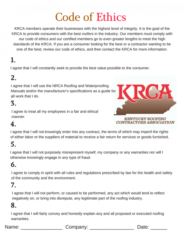 Nrca safety manual 63 13 array kentucky roofing contractors association certified contractor rh fandeluxe Image collections